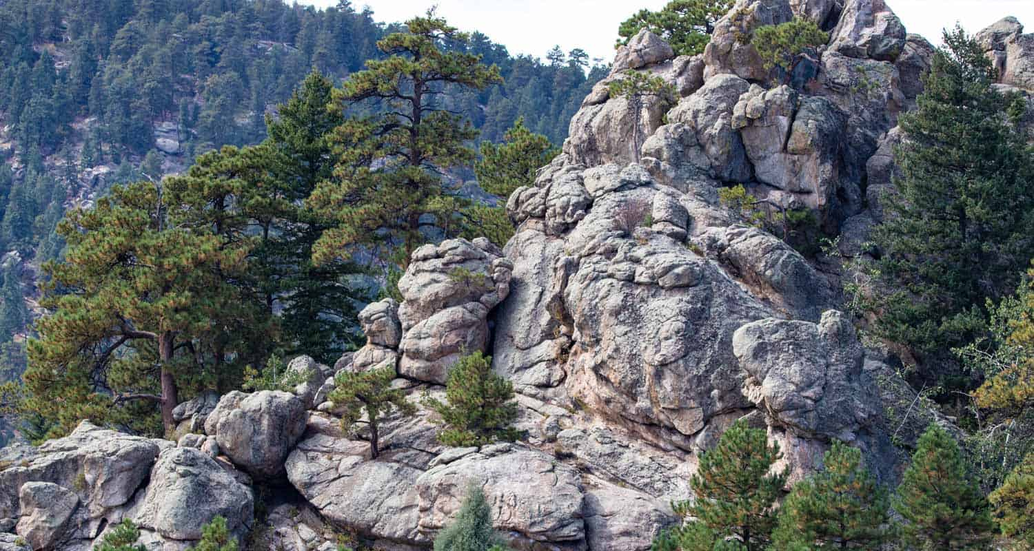 Alderfer and Three Sisters Park Hikes