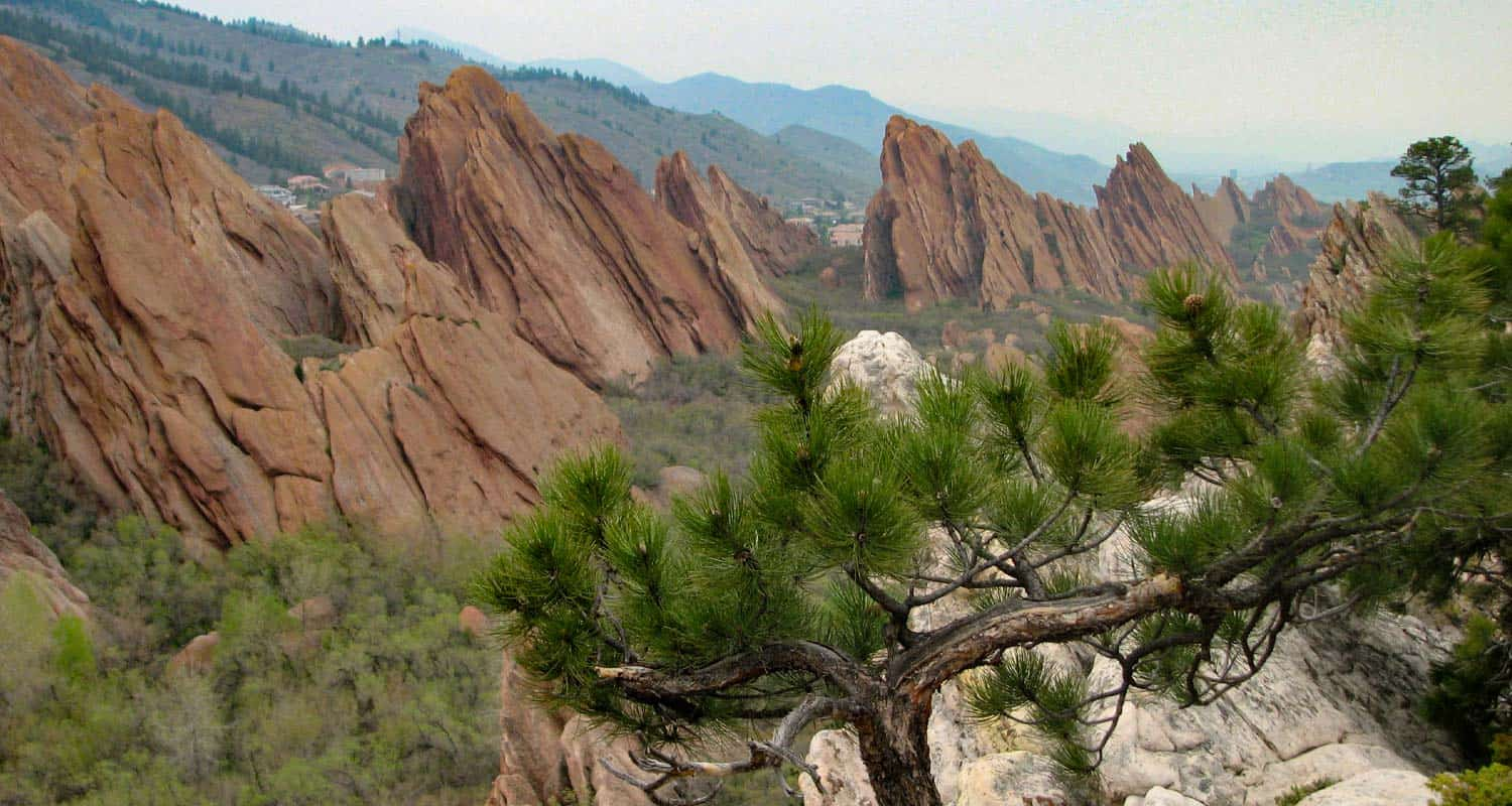 Fountain Valley Trail at Roxborough State Park
