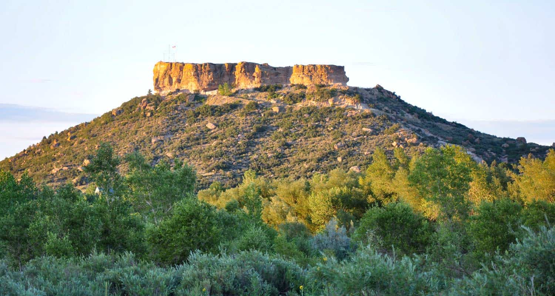 castle rock trail header