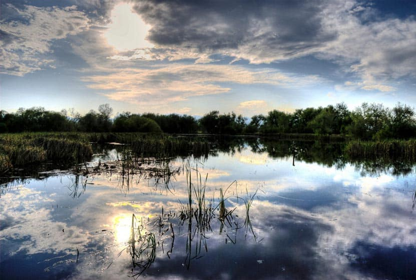 crown hill lake trails header