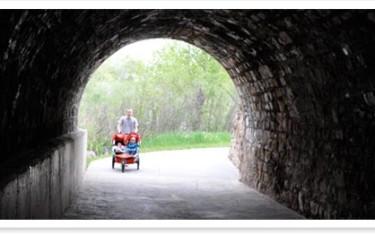 Railroad Culvert - Lee Gulch Trail