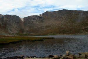 mt evans summit lake