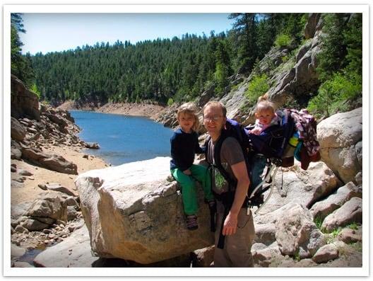 forsyth canyon at the gross reservoir