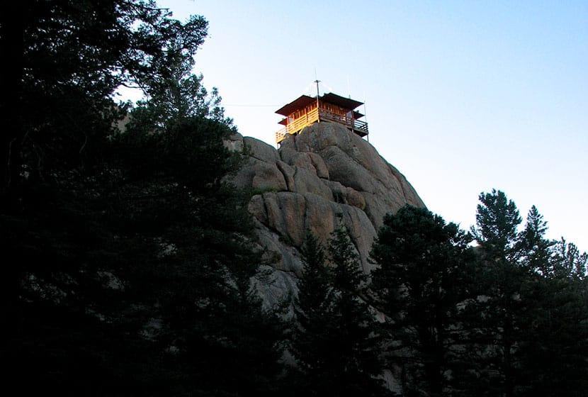 devils_head_lookout_colorado_hike