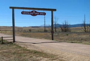 greenland open space entrance