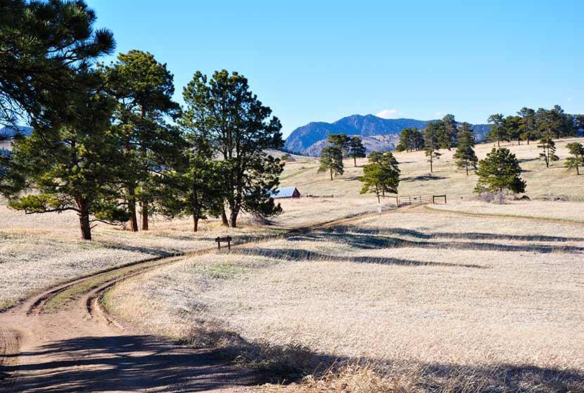 White Ranch Sunset Loop