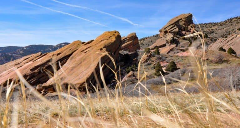 Hikes at Red Rocks Park