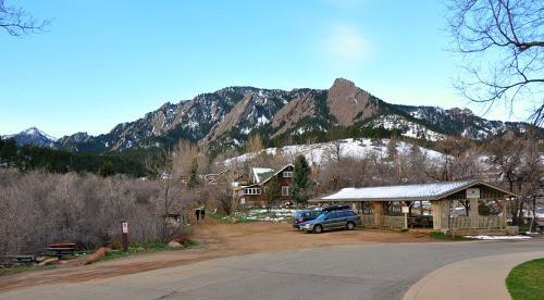 Enchanted Mesa Boulder Colorado Header Trailhead Parking