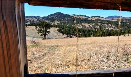 White Ranch Loop North View Along Rawhide