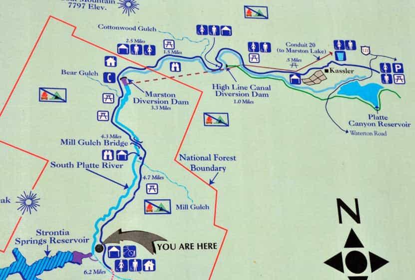 waterton-canyon-map