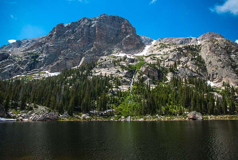 pear lake rocky mountain national park header
