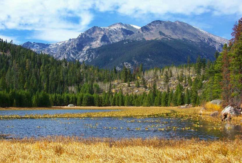 cub lake loop rocky mountain national park
