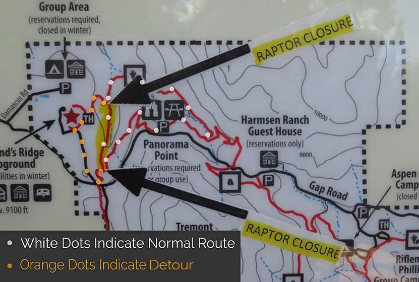 raccoon-loop-closure-route-map-golden-gate-canyon-state-park