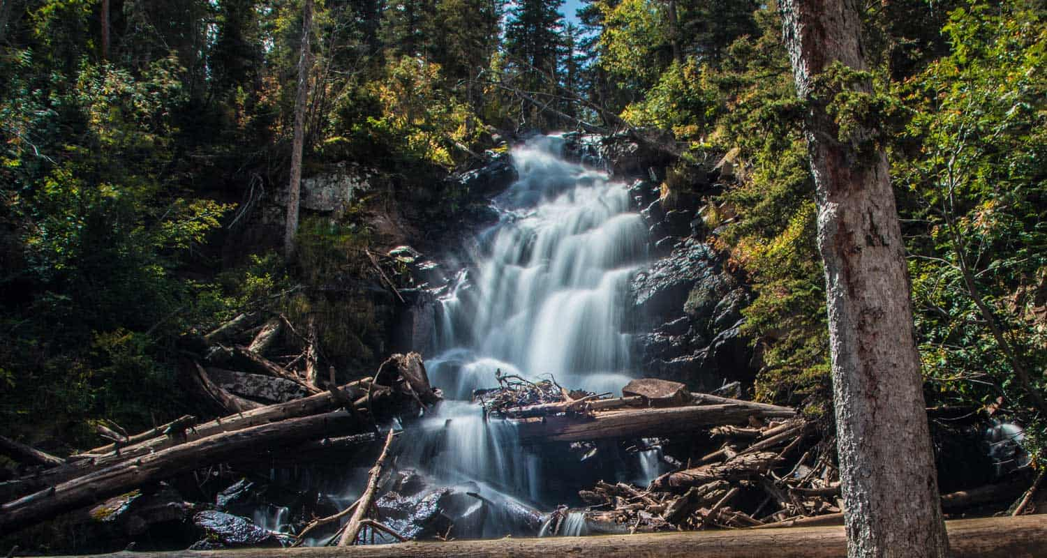 fern falls in rocky mountain national park top 10 waterfall hikes in rmnp