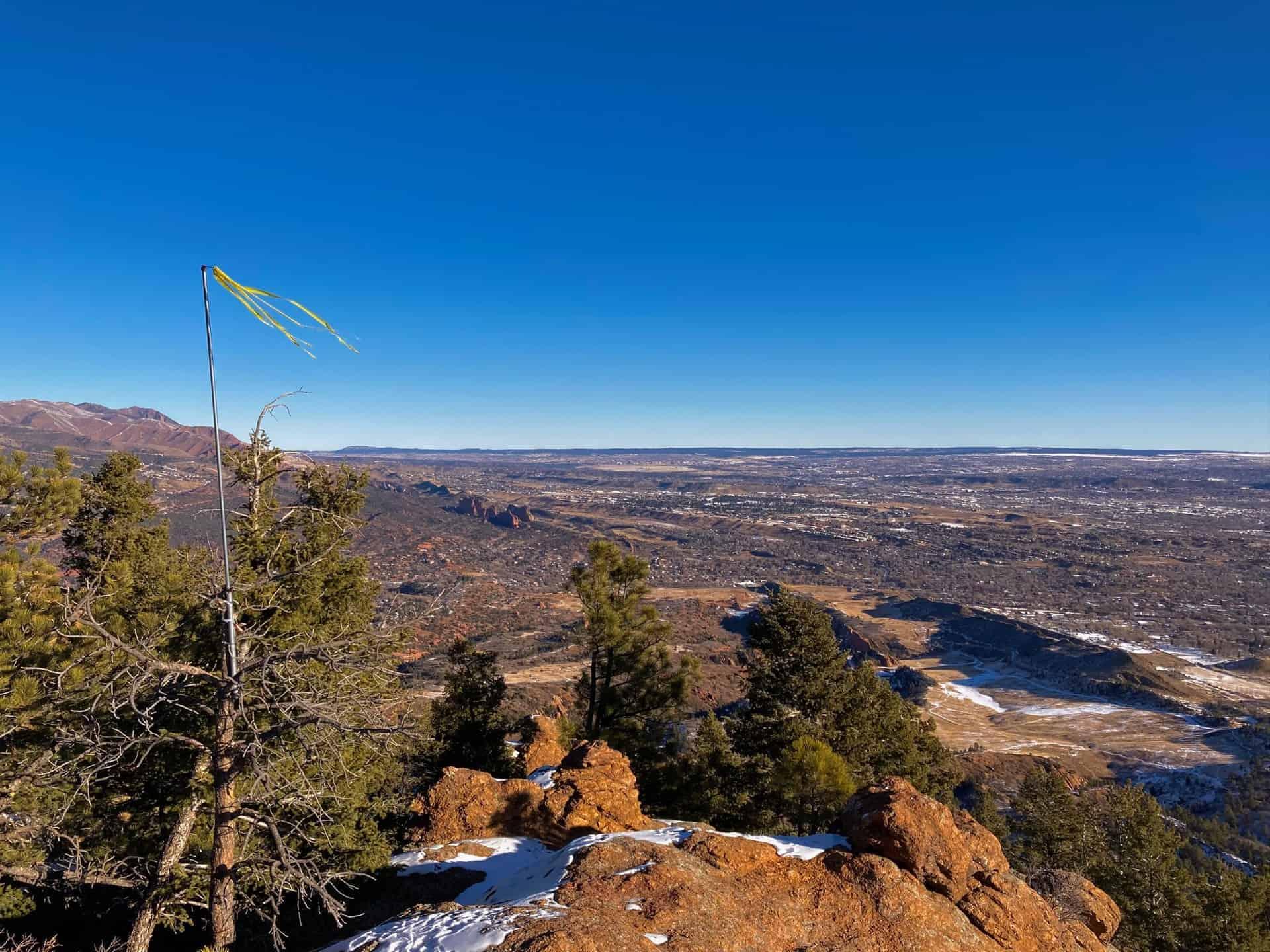 ridge scramble overlook